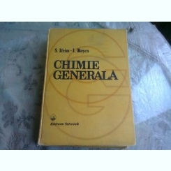 CHIMIE GENERALA - S. IFRIM