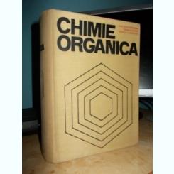 CHIMIE ORGANICA , JAMES HENDRICKSON,