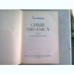 CHIMIE ORGANICA VOLUMUL 2 - MARGARETA AVRAM