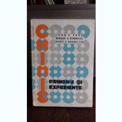 Chimie Principii si experiente - John A Page, Edward A. Robinson, Mary E. Brereton