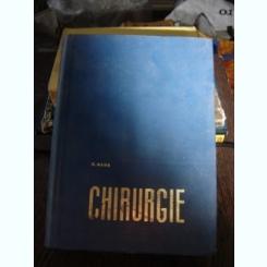 CHIRURGIE - A. NANA