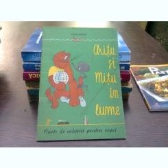 Chitu si Mitu in lume - Mircea Serban