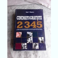 CINEMATOGRAFISTII, 2345 - BUJOR T. RIPEANU
