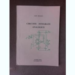 Circuite integrate analogice - Dan Stiurca