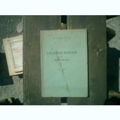 Calatori romani in tari straine - George Potra