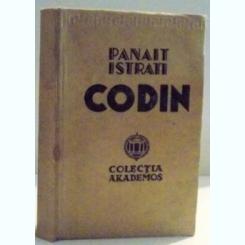 CODIN , 1935 , PANAIT ISTRATI