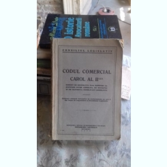 CODUL COMERCIAL CAROL AL II-LEA