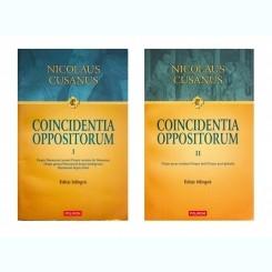 Coincidentia Oppositorum I, II, Nicolaus Cusanus, Editie bilingva