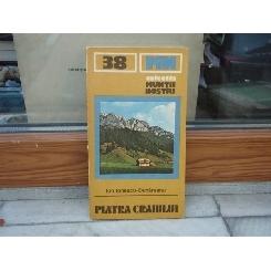 Colectia muntii nostrii - Piatra Craiului , Ion Ionescu-Dunareanu , 1986