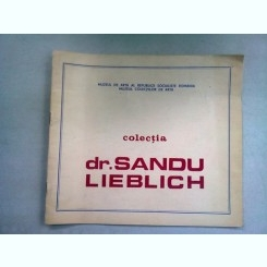 COLECTOA DR. SANDU LIEBLICH  - ALBUM