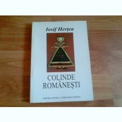 COLINDE ROMANESTI-IOSIF HERTEA