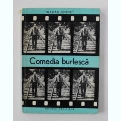 COMEDIA BURLESCA DE IORDAN CHIMET , 1967