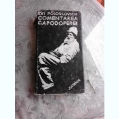 COMENTAREA CAPODOPEREI - ION POGORILOVSCHI