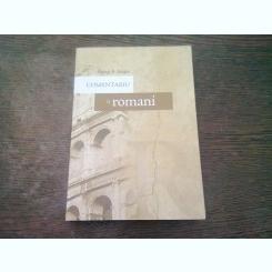 COMENTARIU LA ROMANI - GEORGE R. KNIGHT