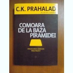 COMOARA DE LA BAZA PIRAMIDEI , ERADICAREA SARACIEI PRIN PROFIT DE C. K. PRAHALAD