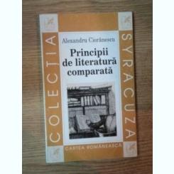 COMPENDIU DE LITERATURA COMPARATA de FRANCIS CLAUDON, KAREN HADDAD-WOTLING 1997