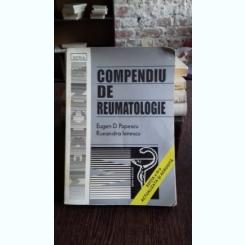 COMPENDIU DE REUMATOLOGIE - EUGEN D.POPESCU, RUXANDRA IONESCU