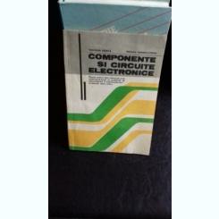 COMPONENTE SI CIRCUITE ELECTRONICE - THEODOR DANILA Manual pentru clasa a XII-a