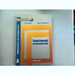 COMPORTAMENTUL CONSUMATORULUI - IACOB CATOIU