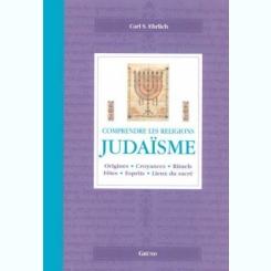 COMPRENDRE LES RELIGIONS. JUDAISME - CARL S. EHRLICH  (origines, croyances, rituels, textes sacrés, lieux du sacréCARTE IN LIMBA FRANCEZA)