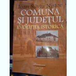 Comuna si judetul -Nistor Ioan Silviu