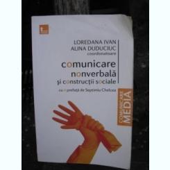 COMUNICARE NONVERBALA SI CONSTRUCTII SOCIALE - LOREDANA IVAN