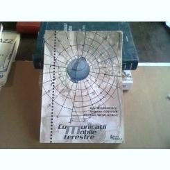 COMUNICATII MOBILE TERESTRE - ION MARGHESCU