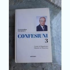 CONFESIUNI 3 - EXACUSTODIAN PAUSESCU  (CU DEDICATIE)