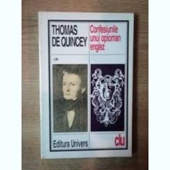 CONFESIUNILE UNUI OPIOMAN ENGLEZ - THOMAS DE QUINCEY