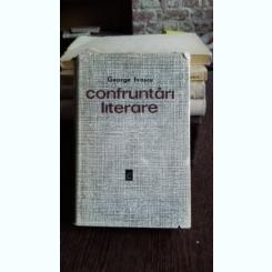 CONFRUNTARI LITERARE - GEORGE IVASCU