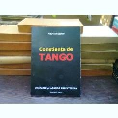 Constienta de tango - Mauricio Castro