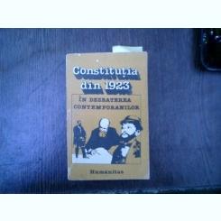 Constitutia din 1923 in dezbaterea contemporanilor - Aurelian Stroe