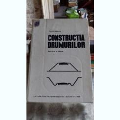 CONSTRUCTIA DRUMURILOR - TR MATASARU  PARTEA A DOUA-SUPRASTRUCTURA