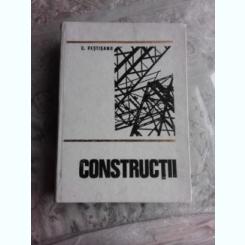 CONSTRUCTII - C. PESTISANU