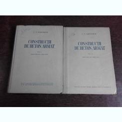 CONSTRUCTII DE BETON ARMAT - C.V. SAHNOVSCHI  2 VOLUME