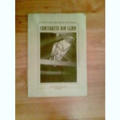 CONSTRUCTII DIN LEMN -CONF DR ARHITECT-RODICA CRISAN -AS ARH SILVIU GOGULESCU