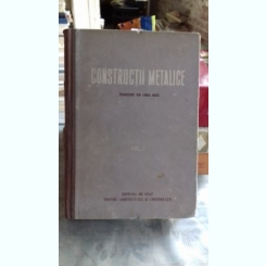 CONSTRUCTII METALICE - N.S. STRELETKI   VOL.2