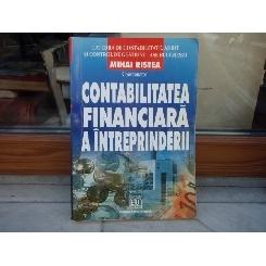 CONTABILITATEA FINANCIARA A INTREPRINDERII , MIHAI RISTEA , 2004