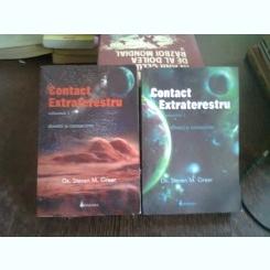 CONTACT EXTRATERESTRU 2 VOLUME - DR.STEVEN M. GREER