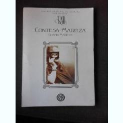 CONTESA MARITZA TEATRUL DE OPERETA ION DACIAN, PROGRAM