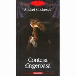 CONTESA SANGEROASA - ANDREI CODRESCU