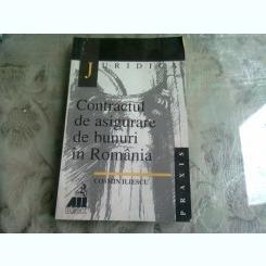 CONTRACTUL DE ASIGURARE DE BUNURI IN ROMANIA - COSMIN ILIESCU