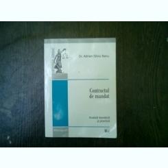 Contractul de mandat - Adrian-Silviu Banu