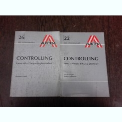 CONTROLLING - HARALD STIEGKLER  PARTEAI+PARTEA II  (PRINCIPIU DE BAZA SI PLANIFICARE, COMPARATIA PLAN/REALIZAT)