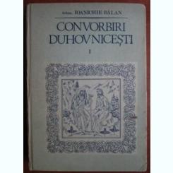 CONVORBIRI DUHOVNICESTI - IOANICHIE BALAN