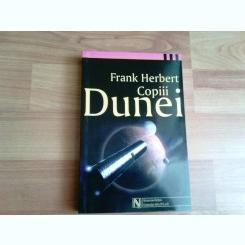 COPIII DUNEI-FRANK HERBERT