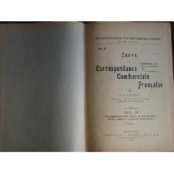 Cours de Correspondance Commerciale Francaise OL II, V. Stoicovici