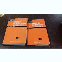 COURS DE MATHEMATIQUES SUPERIEURES - V. SMIRNOV   VIL.II+VOL.III PRIMA PARTE