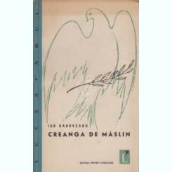 CREANGA DE MASLIN - ION RAHOVEANU
