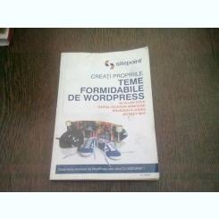 CREATI PROPRIILE TEME FORMIDABILE DE WORDPRESS - ALLAN COLE
